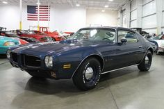 1973 Pontiac Firebird Formula 455 Super Duty