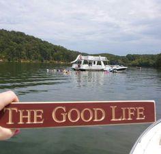 I miss the good life at Kentucky Lake