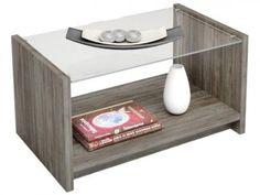 Mesa de Centro New com Tampo de Vidro - Caemmun com as melhores condições você encontra no Magazine Lightsaint. Confira!