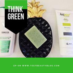 Meine liebsten Produkte unter dem Motto THINK GREEN stelle ich euch heute auf unserem Blog vor :)