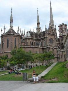 Paseo del Buen Pastor e Iglesia de los Capuchinos, Cordoba - Argentina  Argentina Tenha mais Informações em nosso Site http://storelatina.com/argentina/travelling   #viajeargentina #viajar #viaje #viajando