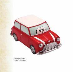 Μπομπονιέρα Βάπτισης Mini Cooper Κουμπαράς Vintage Toys, Mini, Car, Vintage, Activity Toys, Automobile, Clearance Toys, Vintage Comics, Gaming