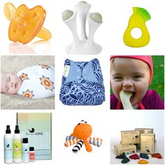 25 MORE Eco-Friendly Baby Products