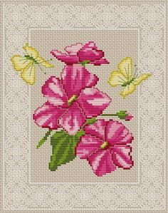 Free Cross Stitch Patterns. New \pattern every day