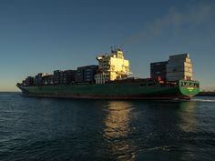 https://flic.kr/p/vG5Rge   Antwerp Bridge   The panamax container ship, Antwerp Bridge [IMO 9297527/MMSI 370312000] departing Fremantle Port and then on to Sydney on July 14, 2015.  The Antwerp Bridge which is registered in Panama was built in 2005, has a gross tonnage of 54,592 tonnes and a deadweight of 66,583 tones.  She is managed out of South Korea by Sinokor Maritime and her beneficial owner is Sinokor Merchant Marine of South Korea.  She has previously been known as the Westerbrook…