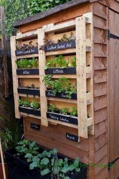 30 Perfect Small Backyard & Garden Design Ideas – Gardenholic - New ideas Small Vegetable Gardens, Vegetable Garden Planning, Vegetable Garden Design, Small Space Gardening, Small Gardens, Gardening Tips, Vegetable Gardening, Indoor Gardening, Container Gardening