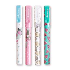 Stationary Supplies, Cute Stationary, Diy Back To School Supplies, Cute Pens, School Accessories, Stationery Pens, Best Pens, Too Cool For School, Pen And Paper