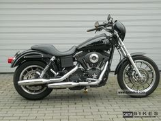 2004 Harley Davidson Dyna Super Glide Sport FXDXI