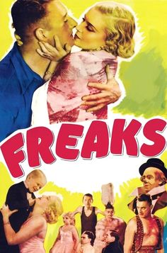 Title : Freaks (1932) Released : 20 Feb 1932 Genre : Drama Actors : Wallace Ford, Leila Hyams, Olga Baclanova, Roscoe Ates Runtime : 64 min Plot : A circus' beautiful trapeze artist agrees to marry the leader of side-show performers, but his deformed friends discover she is only marrying him for his inheritance. #Freaks1932, #Freaks1932Poster, #Freaks1932Trailer, #Freaks1932FullMovie, Best Drama Movies, Leila Hyams, Best Dramas, Movie Releases, Streaming Movies, Movies Online, Ford, Actors, Friends