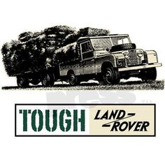 #LandRover Series