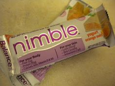 nutrition bars just for women. full of vitamins and good stuff for your skin too!