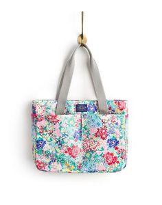 CARRIELarge Canvas Shoulder Bag