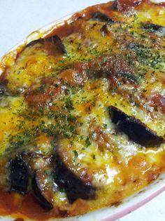 トマト缶de簡単♪なすグラタン by chyaaki [クックパッド] 簡単おいしいみんなのレシピが223万品