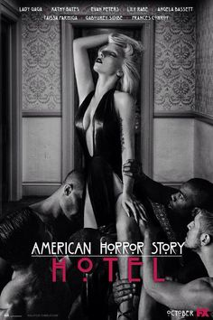 American Horror Story: Hotel's New Title Sequence