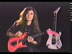 Video Aula - Kiko Loureiro - Guitarra Rock ( RARO ~ COMPLETO )