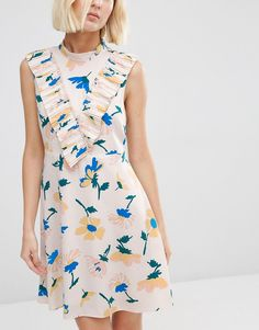 ASOS summer floral dress
