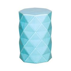 Octagon Geo Garden Stool | Perfect For The Office Under The Desk