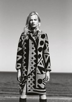 Ginta Lapina by Chris Craymer for Glass Magazine Spring 2014 3