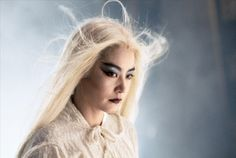 Brigitte Lin in 'The Bride with White Hair'