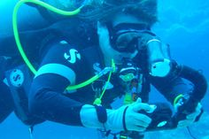 The Scuba Blogger, Nicole Willoughby, is in the Hot Seat