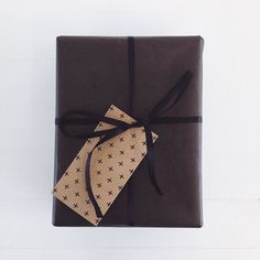 See our blog for some monochromatic gift wrapping ideas.