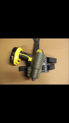 Drop leg drill holster Www.redlegtactical.com #holster #holsters #drill #kydex…