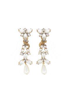 Carmen Cita Jones Jewelry – Kristall Ohrringe Deborah jetzt auf FashionVestis.com