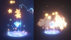 Unity Realistic Fire, Explosions, Power Base Effect... and Screen Shake!
