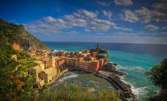 Photograph Cinque Terre - Vernazza by Gowri Shankar on 500px