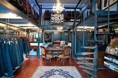 Self Edge - Jeans    157 Orchard Street, San Francisco