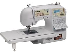 Anthony Ryan Signature BX2925PRW Project Runway Limited Edition Sewing Machine