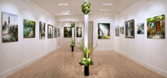 Gleb Goloubetski Art Exhibition 2012