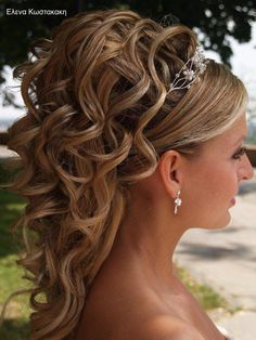 Hair by Elena Kostakaki