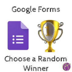 Randomly choose a Google Forms winner from responses to your Google Form. Easy to select, just use the Forms Add on menu.