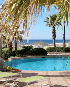 Beachfront Hotel Located Directly On The White Sand In Orange Beach
