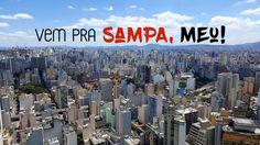 O Vem Pra Sampa Meu! foi um encontro de blogueiros de viagem de todo Brasil que se reuniram em São Paulo (SP) para conhecer melhor a cidade.