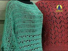 Crochet Blouse - Ganchillo Blusa - crochê Blusa - YouTube