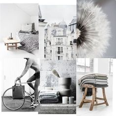 un due tre ilaria⎟interiors design styling: MONDAY MOOD BOARD ⎬CHIC GREY
