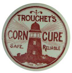 Auction 26 Preview | 835 | Trouchets Corn Cure Pot Lid