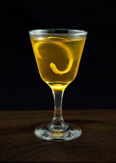 Bobby Burns | Tuxedo no.2 | scotch, vermouth, benedictine, absinthe