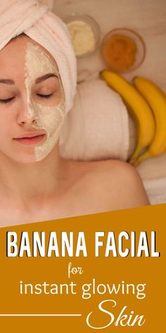 Get rid of all skin problem with this natural banana facial at home and get clean, smooth and glowing skin Face Care Tips, Face Skin Care, Skin Care Tips, Banana Facial, Dark Lips, Clean Face, Fresh Face, Skin Problems, Acne Treatment