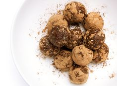 Recipe: Cacao Balls | Well+Good