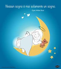 Twitter / Angioletto9: Nessun sogno è mai solamente ...