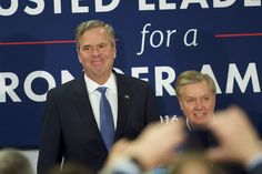 """#union #occupy #BLM #SDF #p2 #tlot   Jeb Bush confirms that Republican opposition to Trump isn't about his racism at all   http://www.vox.com/2016/3/23/11290448/jeb-bush-cruz-endorsement   More than a month after exiting the race, Jeb Bush is finally endorsing another contender for the Republican nomination for president: Ted Cruz.  In a statement, Bush made it clear that he mainly supported Cruz as an alternative to Donald Trump, praising him as """"a consistent, principled conservative..."""