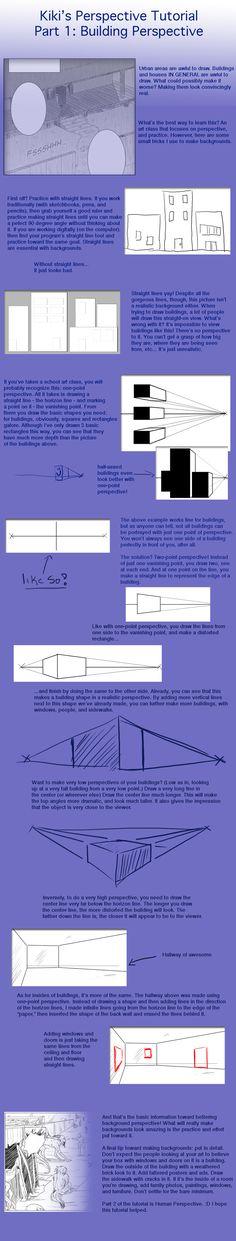 Perspective Tutorial Part 1 by =Kikirini on deviantART