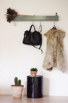 Hallway details. Coco Sweet Dreams | Lily.fi