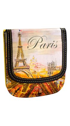 Taxi Wallet  Imagery Collection-Paris