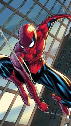 Spiderman Art, Amazing Spiderman, Marvel Dc Comics, Marvel Heroes, Best Superhero, Superhero Ideas, Comic Books Art, Comic Art, Tales To Astonish