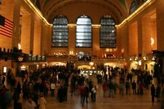 Grande Central Terminal @grandcentralnyc una estación de película en #nuevayork
