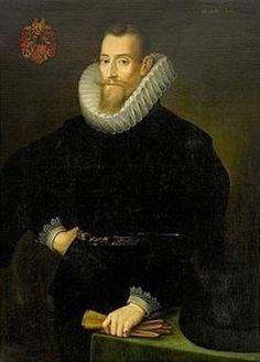 Nicolaes Eliasz. Pickenoy - Portret van een Edelman